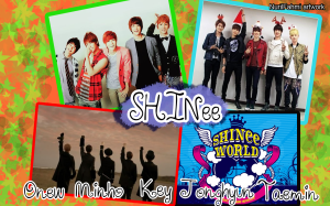 SHINee wallpaper #1