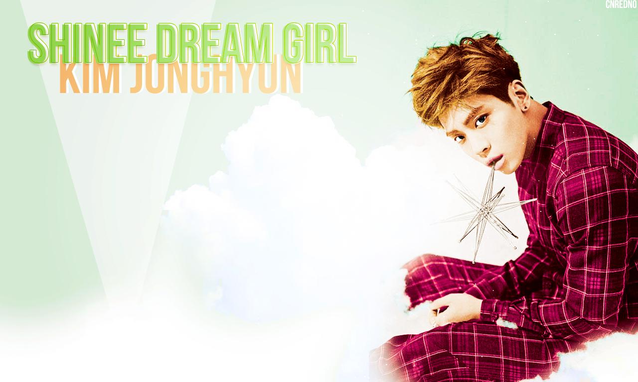Shinee Dream Girl Wallpaper | K-Pop Graphics  Shinee