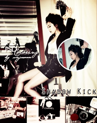 Shadow Kick PSD VnJwoon